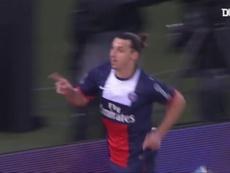 Paris Saint-Germain's best five home goals vs Brest in Ligue 1. DUGOUT