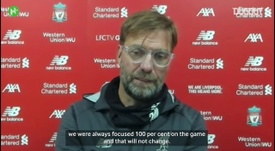 VIDEO: Klopp focused on more than record points tally. DUGOUT