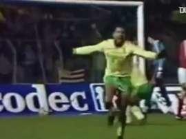 VIDEO: José Touré's equaliser vs Spartak Moscou. DUGOUT