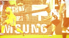 I migliori cinque gol dei bianconeri. Dugout