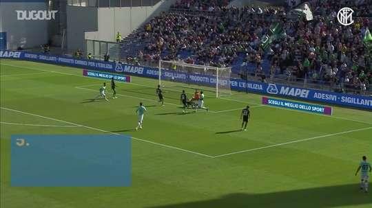 TOP 5 buts de Lukaku en Serie A. DUGOUT