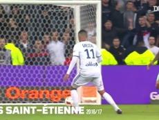 VIDÉO : Les meilleurs buts de Ghezzal à Lyon. DUGOUT