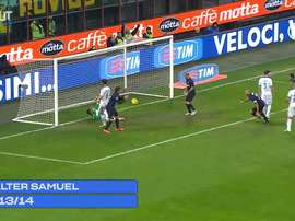 Inter's top 5 goals against Sassuolo. DUGOUT