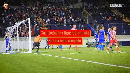 El fútbol sigue adelante en Nicaragua. DUGOUT