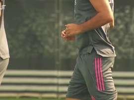 Real Madrid foca em parte física e trabalho com bola antes de estreia na LaLiga. DUGOUT