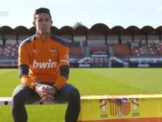 Gabriel Paulista espera jugar algún día con España. DUGOUT