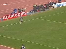 Le meilleur de Schillaci à la Juventus. dugout