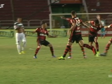 Paquetá scored for Flamengo. DUGOUT
