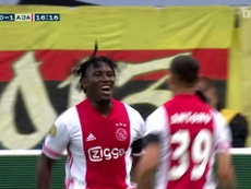 I cinque gol di Traoré nello 0-13 contro il VVV-Venlo. Dugout
