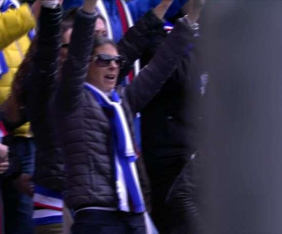 La Sampdoria ganó aquel derbi. DUGOUT