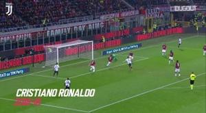 Top 5 golaços da Juve contra o Milan. DUGOUT