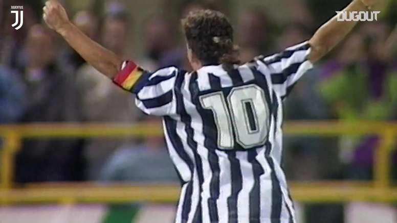 Le migliori giocate di Baggio. Dugout