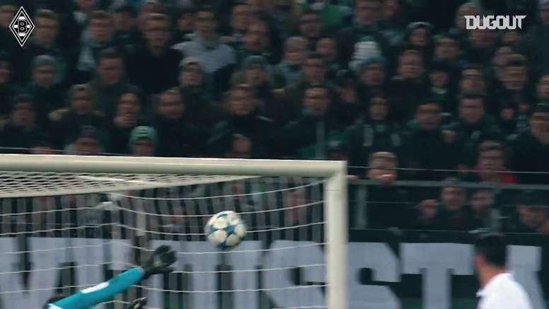 I più grandi gol del Mönchengladbach in Champions. Dugout