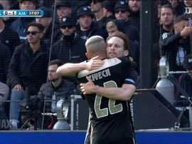 Ajax were comfortable winners in the 2019 KNVB Cup final. DUGOUT