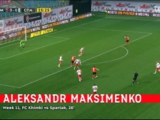 Best saves of week 11 in the Russian Premier League. DUGOUT