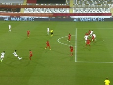 Al Wahda took home the three points against Fujairah. DUGOUT
