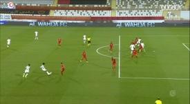 Al Wahda took home the three points against Fujairah. DUGOUT