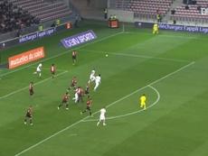 Le but de la victoire de Bernardo Silva contre Nice. dugout