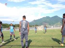 Vasco finaliza preparação para duelo contra o Coritiba. DUGOUT