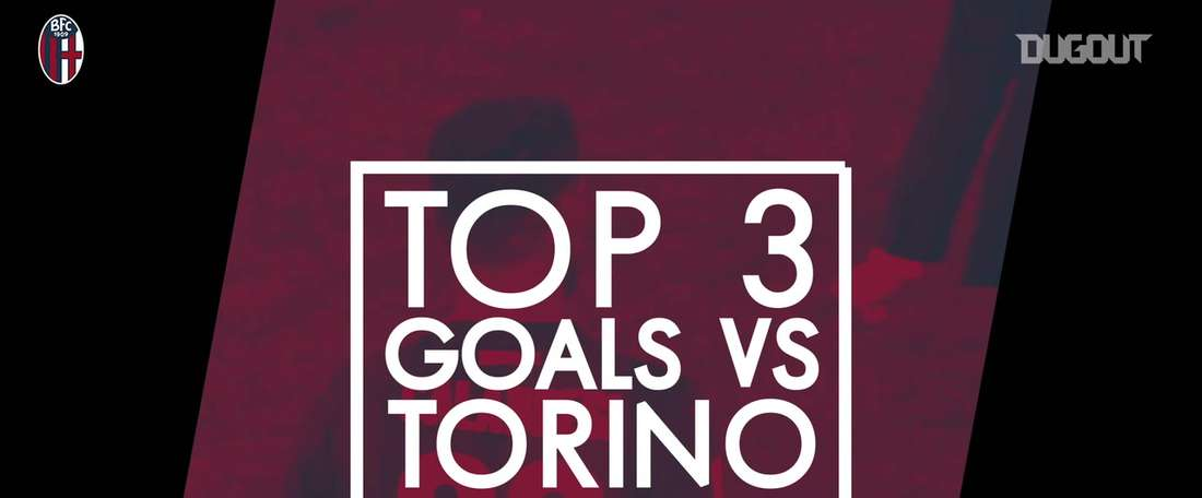 Bologna have scored some brilliant goals v Torino over the years. DUGOUT