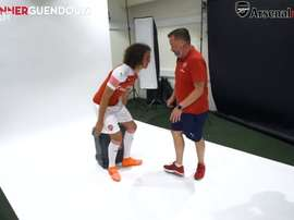 VIDEO: Throwback To Guendouzi's Day. DUGOUT