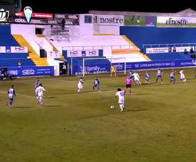 Alcoyano shocked Real Madrid in the Copa del Rey on Wednesday night. DUGOUT
