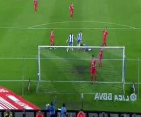 Golaço de Philippe Coutinho pelo Espanyol. DUGOUT
