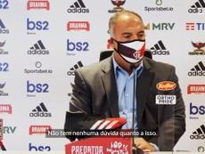 Vice-presidente de futebol do Flamengo comentou o negócio fechado com o Arsenal. DUGOUT