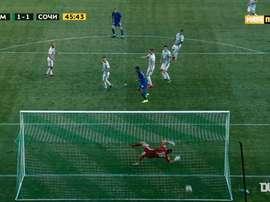 I migliori gol del 24esimo turno della Russian Premier Liga. Dugout