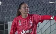 Laura Giulani e suas defesaças pela Juve. DUGOUT