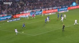 Dimitri Payet did not score v Strasbourg on Friday night. DUGOUT