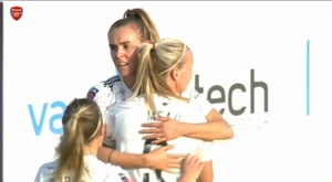 VIDEO: Jill Roord's hat-trick in Arsenal Women's 9-1 win at West Ham. DUGOUT