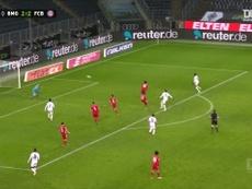 VIDÉO: Le but magnifique de Florian Neuhaus contre le Bayern Munich. Dugout