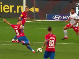 I gol di Vlasic da quando la RPL è ripartita. Dugout