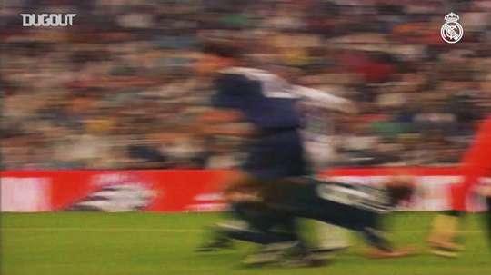 Raúl's Real Madrid goals. DUGOUT