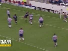 Le meilleur de Jurgen Klinsmann à Tottenham. Goal