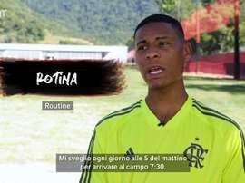 Caio si ispira a Marcelo per affermarsi al Flamengo. Dugout