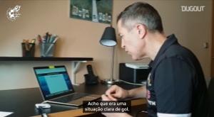 UEFA criou uma plataforma on-line para capacitação sobre VAR. DUGOUT