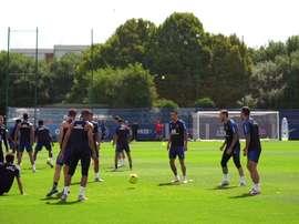 La preparazione di Mbappé alla Champions. Dugout