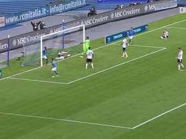 Napoli goleia Atalanta por 4 a 1. DUGOUT