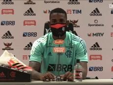Gerson fala que o Benfica não procurou ele. DUGOUT
