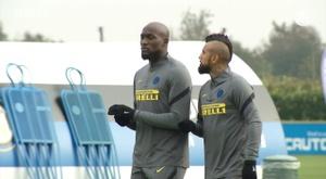 El Inter debuta este curso en la Champions. DUGOUT