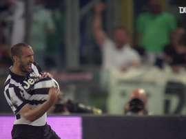 Juventus won the 2015 Coppa Italia. DUGOUT