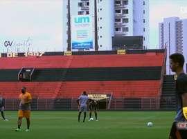 Sport Recife estreia no Campeonato Brasileiro de 2020 no domingo contra o Ceará. DUGOUT