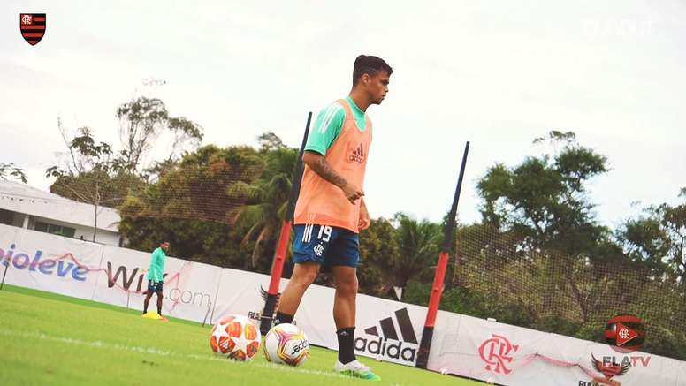 Flamengo se prepara para a quinta rodada da Taça Rio. DUGOUT