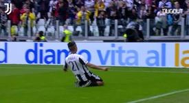 Juventus have scored some quality goals versus Sampdoria in previous meetings. DUGOUT