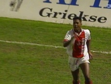 Kluivert's best goals for Ajax. DUGOUT