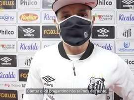 Santos ainda não ganhou nesse Brasileirão. DUGOUT