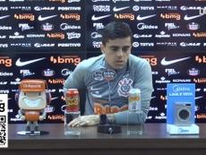 Fagner comenta chegada de Vagner Mancini ao Corinthians. DUGOUT