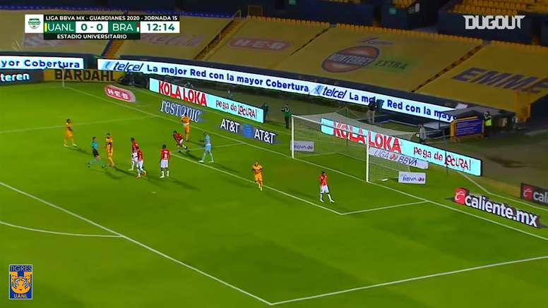 Tigres drew 1-1 against Juárez. DUGOUT